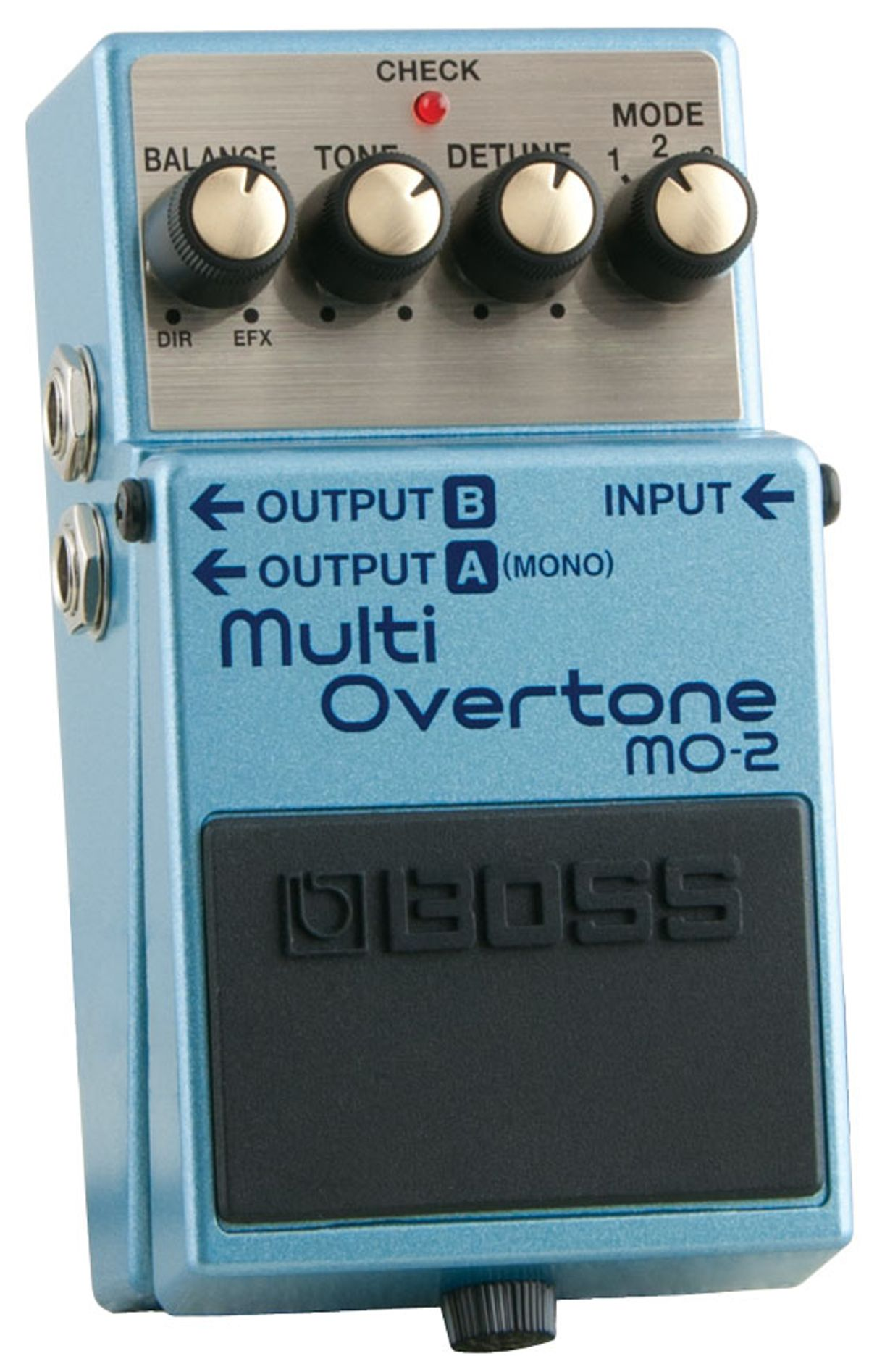 Boss MO-2 Multi-Overtone Pedal Review