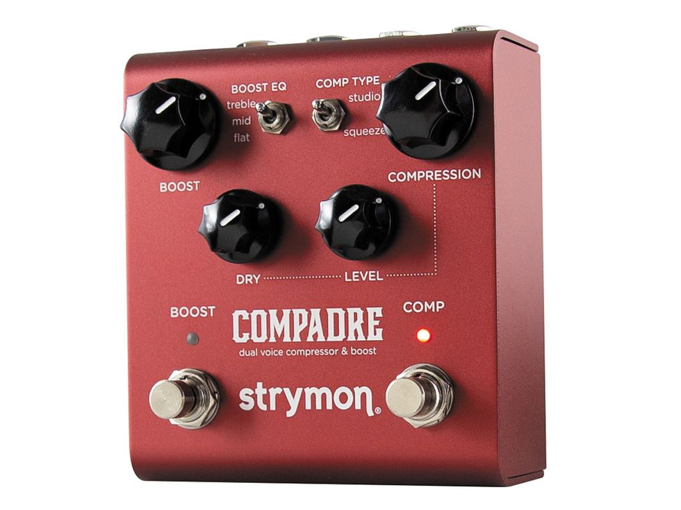 Strymon Compadre Compressor Boost review homepage