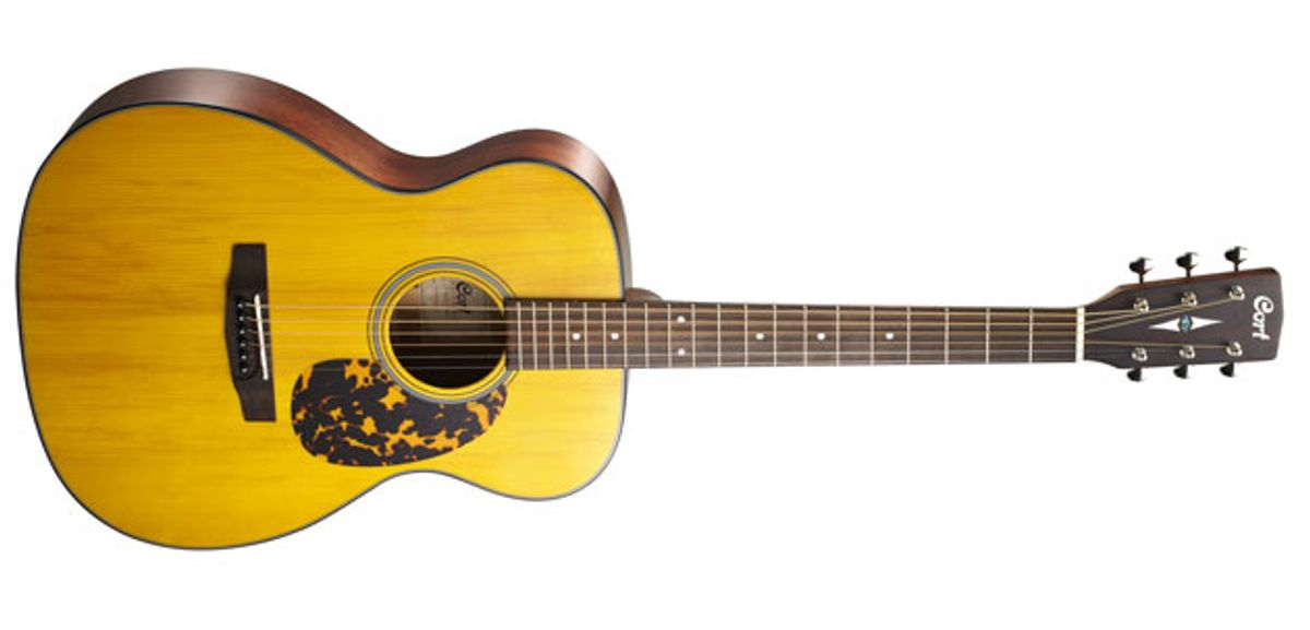 Cort Guitars Expands Luce Series with the L300V