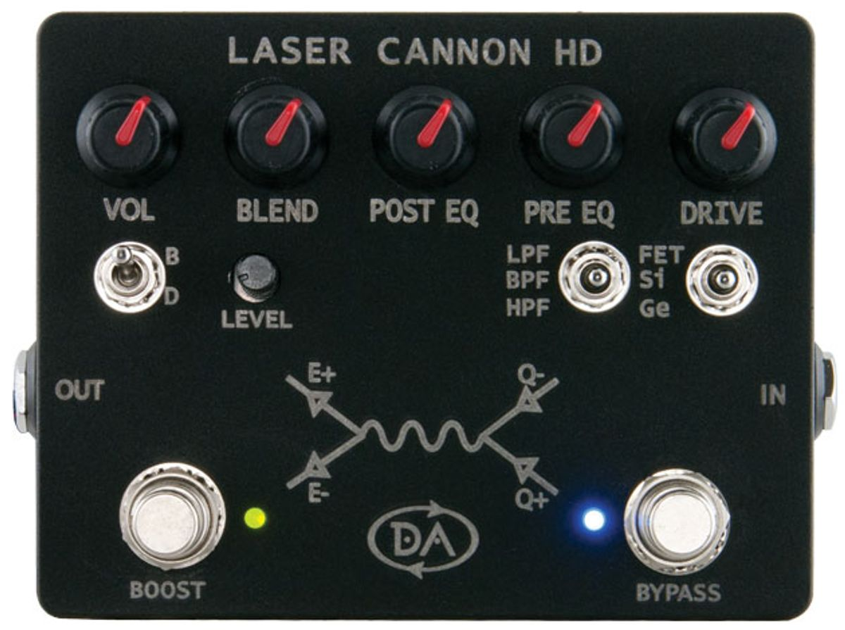 Daring Audio Laser Cannon HD Review