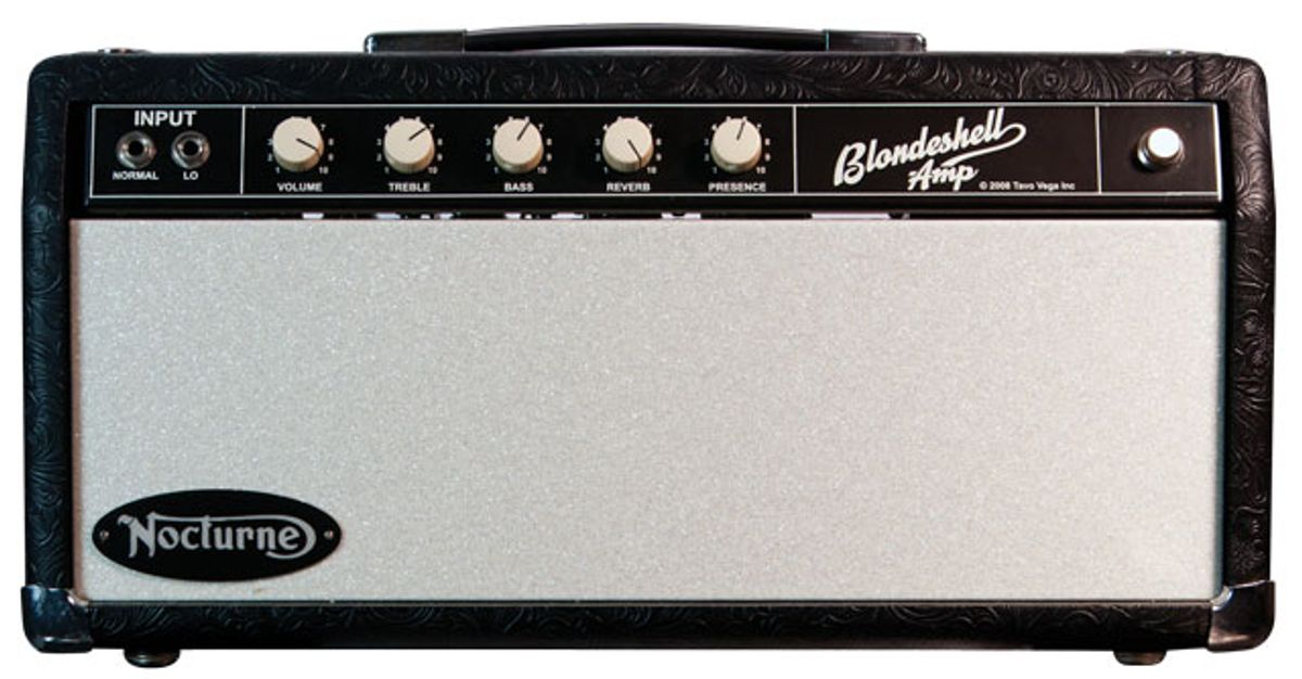 Nocturne Blondeshell Amp Review