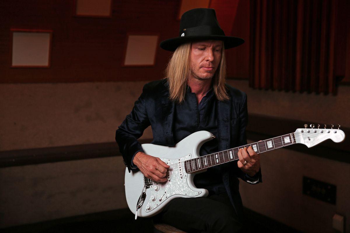 Fender Announces the Kenny Wayne Shepherd Signature Stratocaster