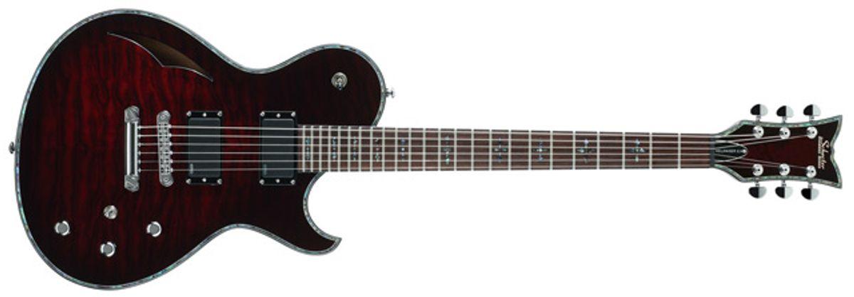 Schecter Announces Hellraiser Solo E/A Guitar