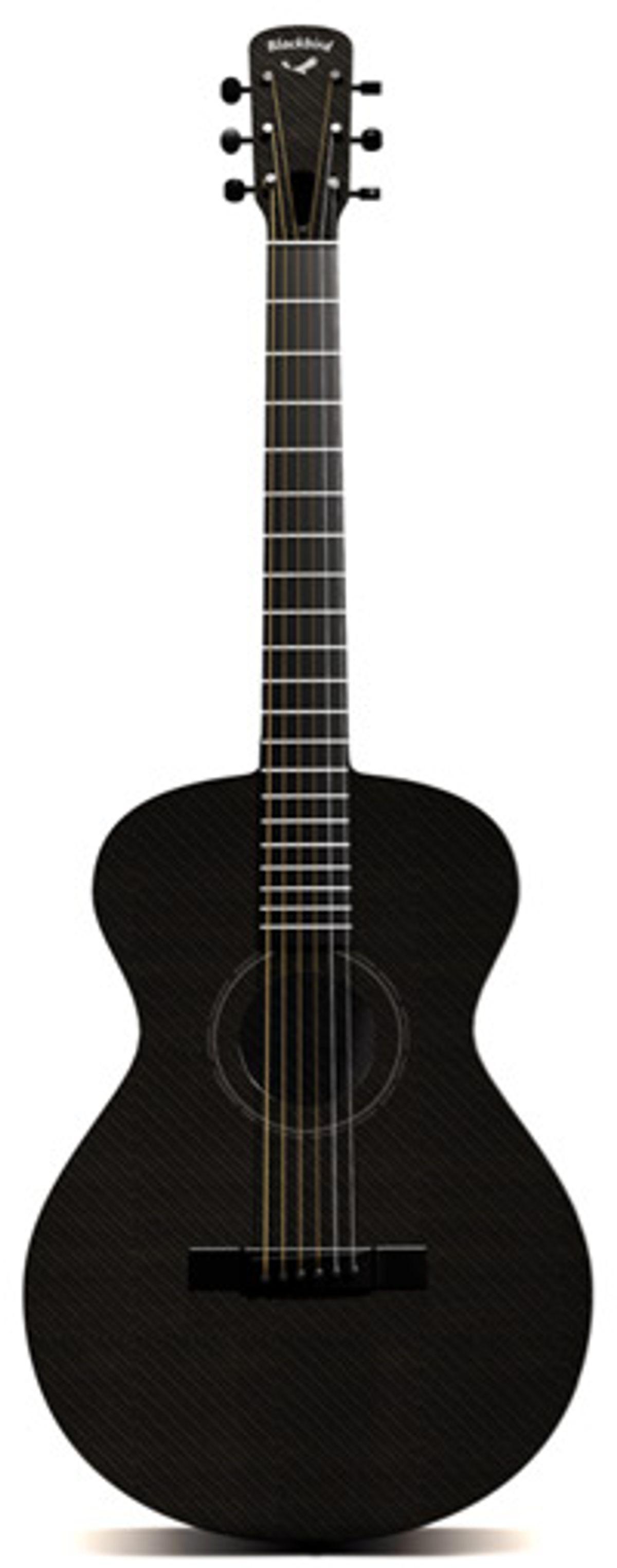Blackbird Guitars Debuts Blackbird Lucky 13 Small-Body Guitar
