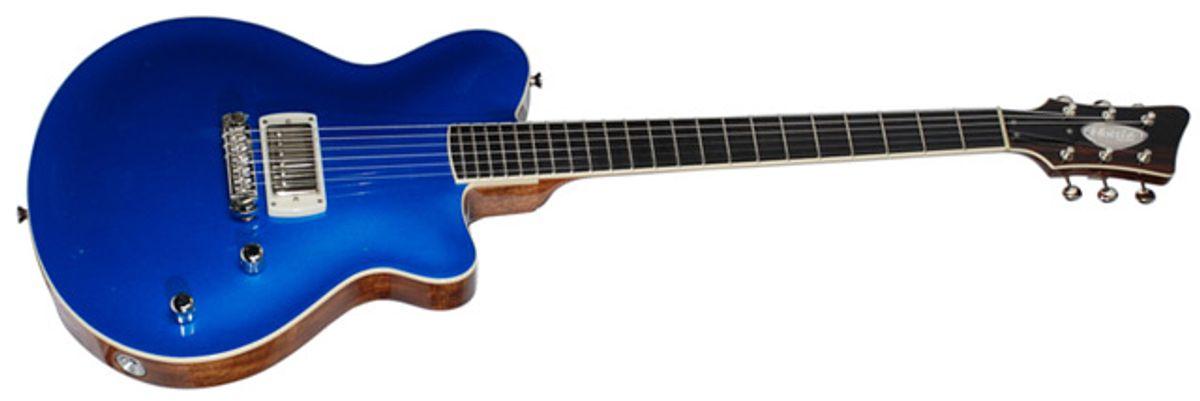 Hottie Inc. Introduces Hottie 429 Electric Guitar