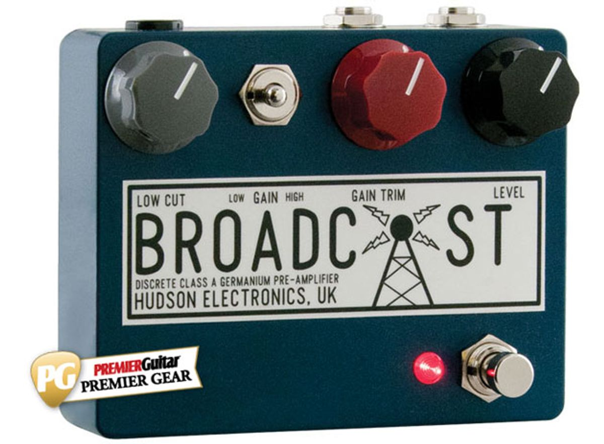 Hudson Electronics Broadcast Review