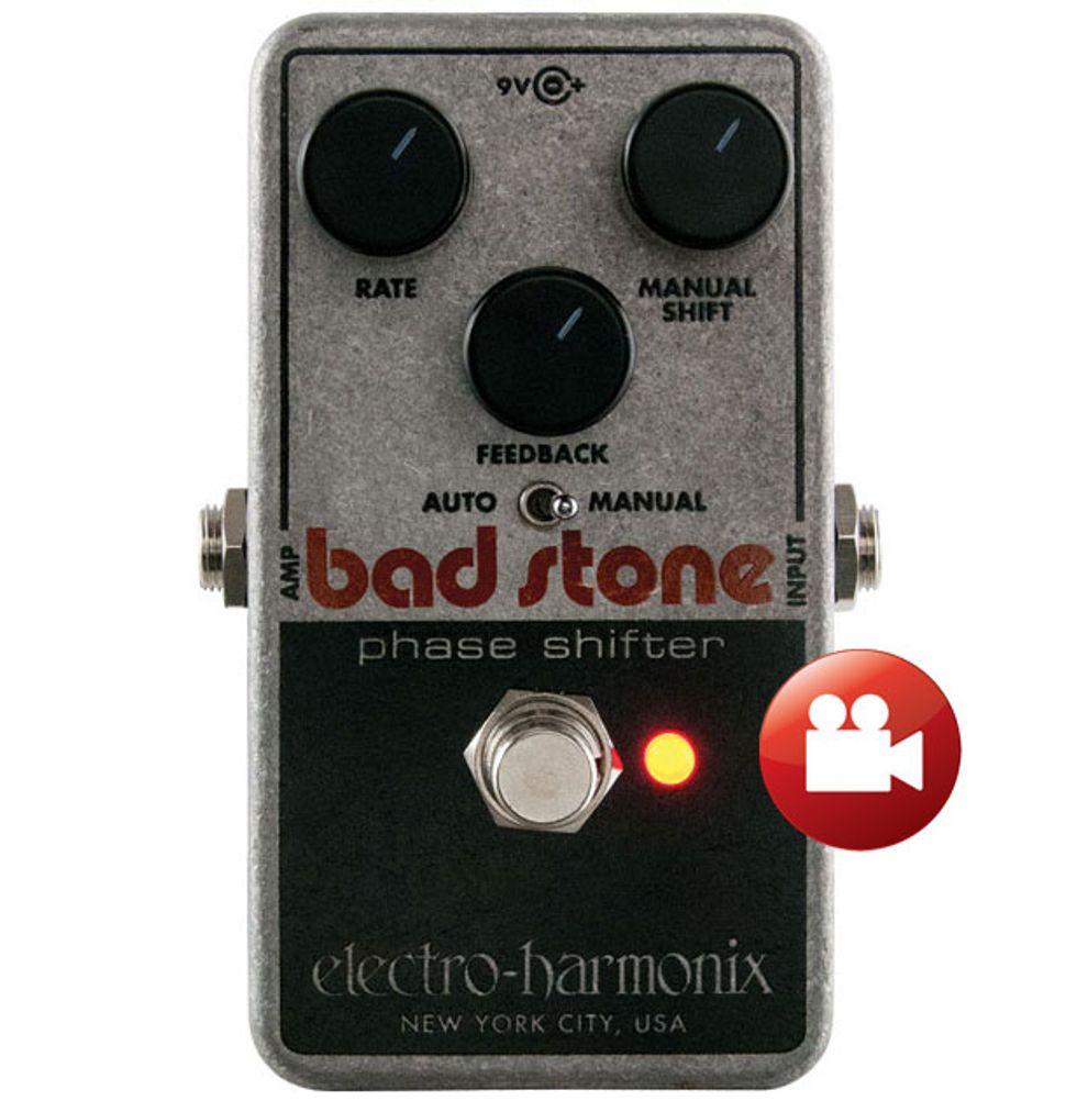 electro harmonix bad stone review premier guitar. Black Bedroom Furniture Sets. Home Design Ideas