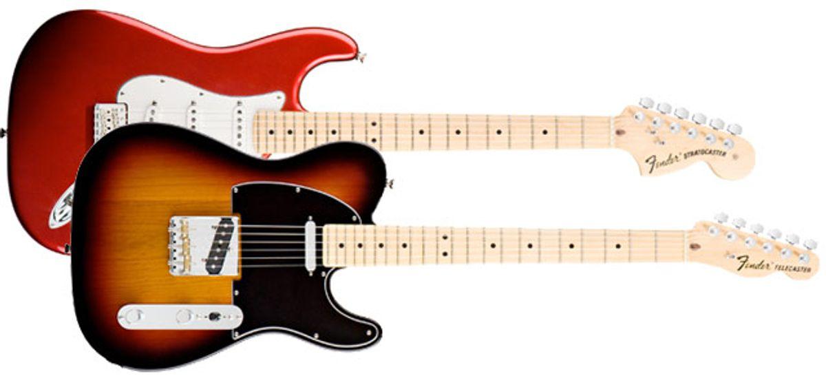 Fender American Special Stratocaster & Telecaster Reviews