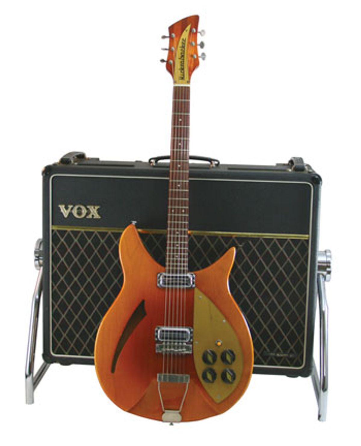 1958 Rickenbacker 330