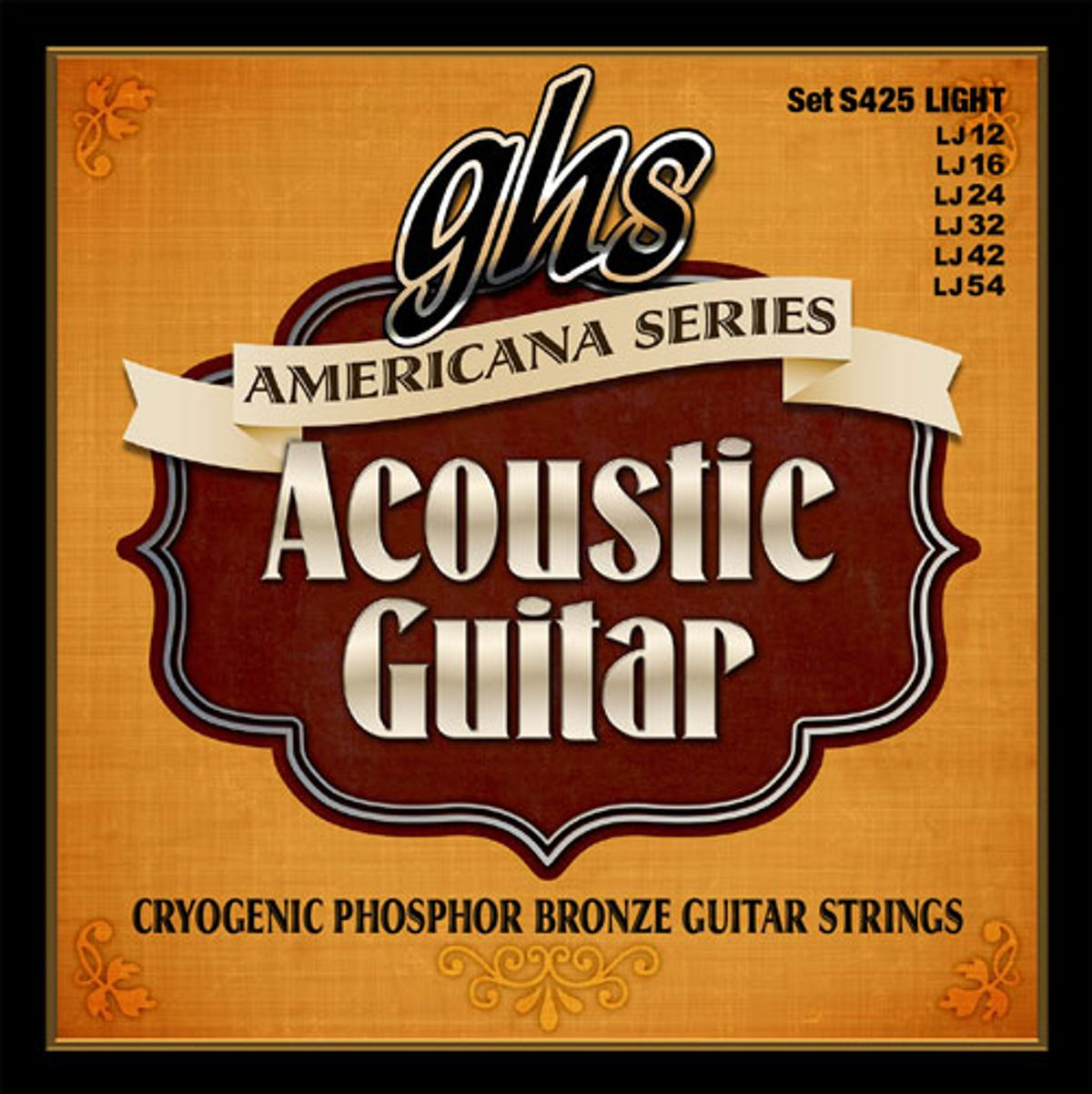 GHS Strings Introduces the Americana Series