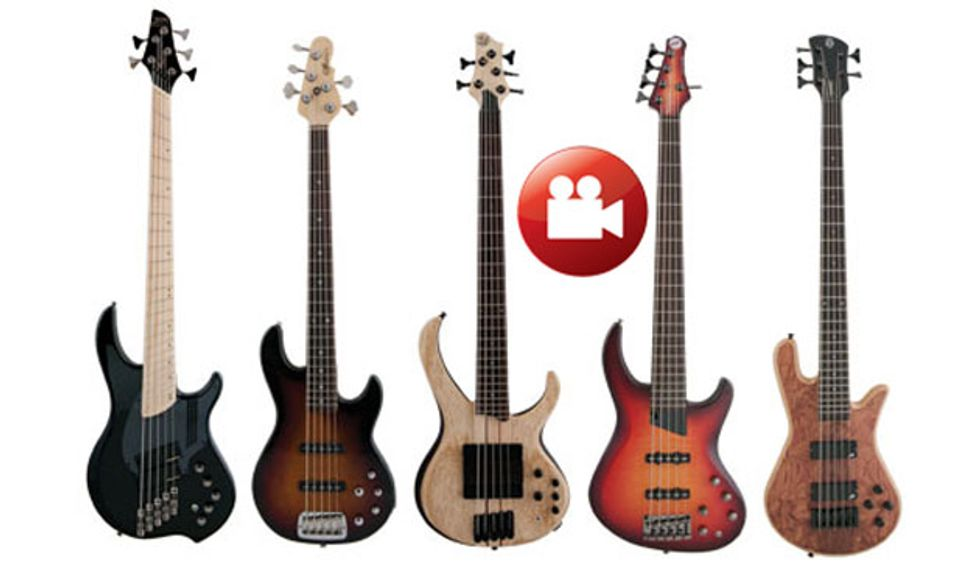 Welcome To Thunderdome Five 5 Strings Under 1500
