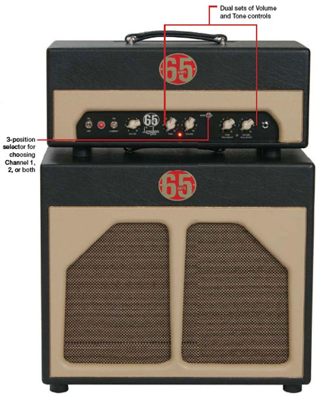 65amps London Pro Amp Review