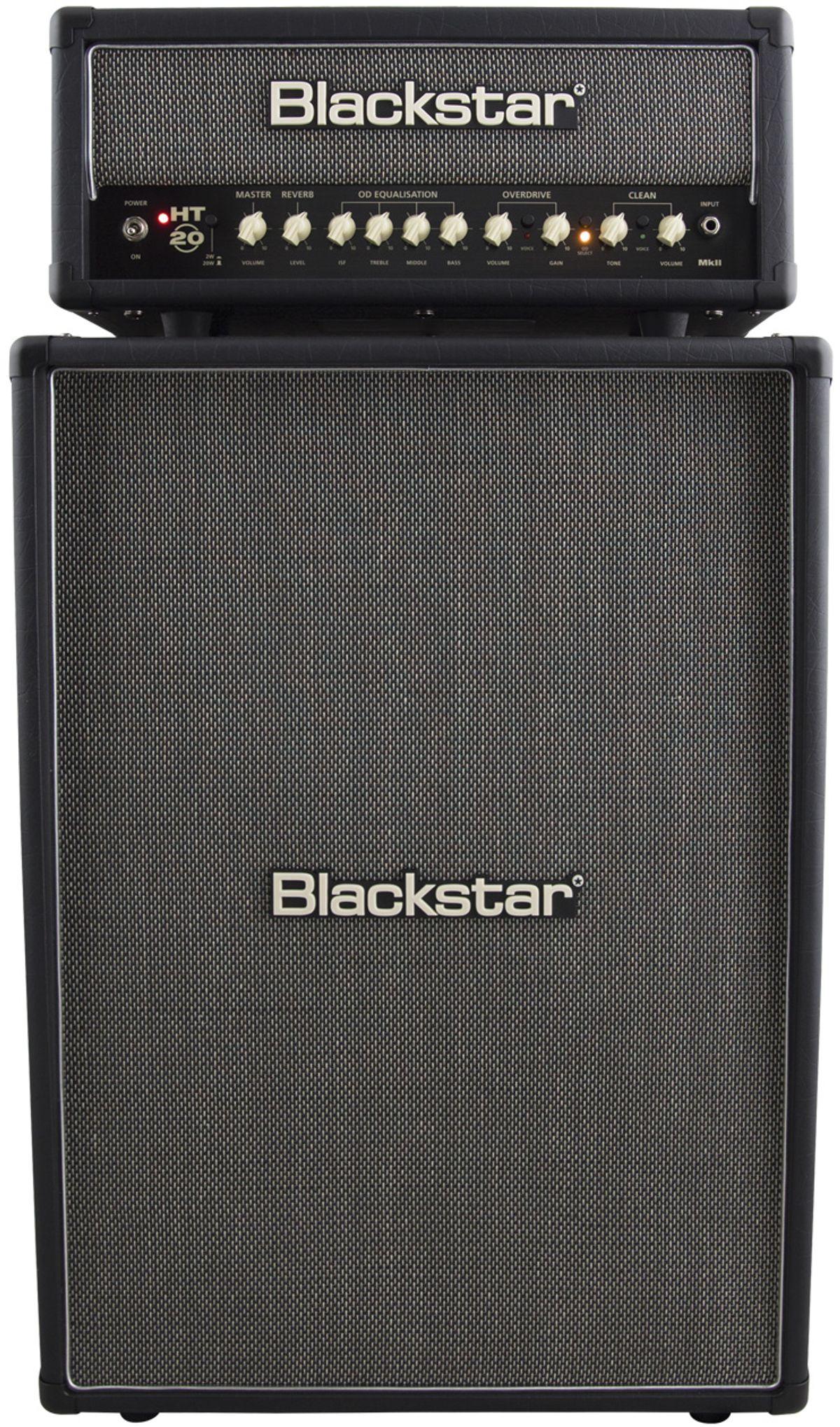 Blackstar HT20RH MkII Review