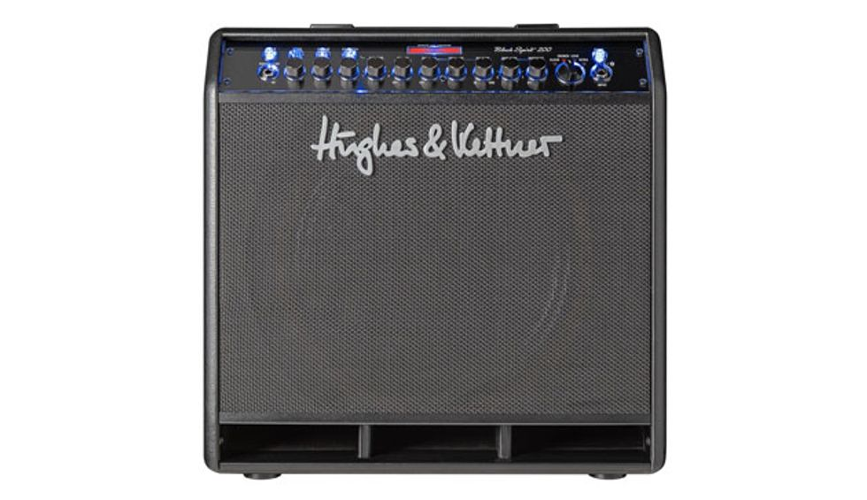Hughes Amp Kettner Unveils The Black Spirit 200 Combo And Ts