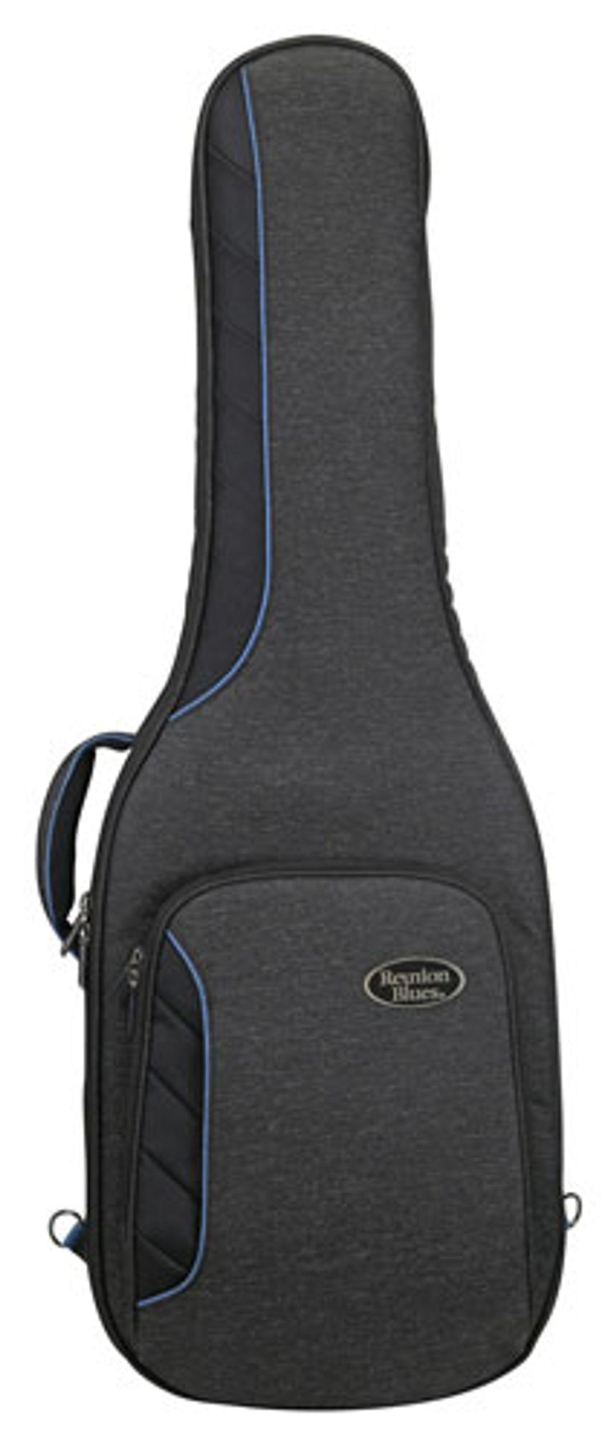 Reunion Blues Announces RB Continental Voyager Series Guitar Cases