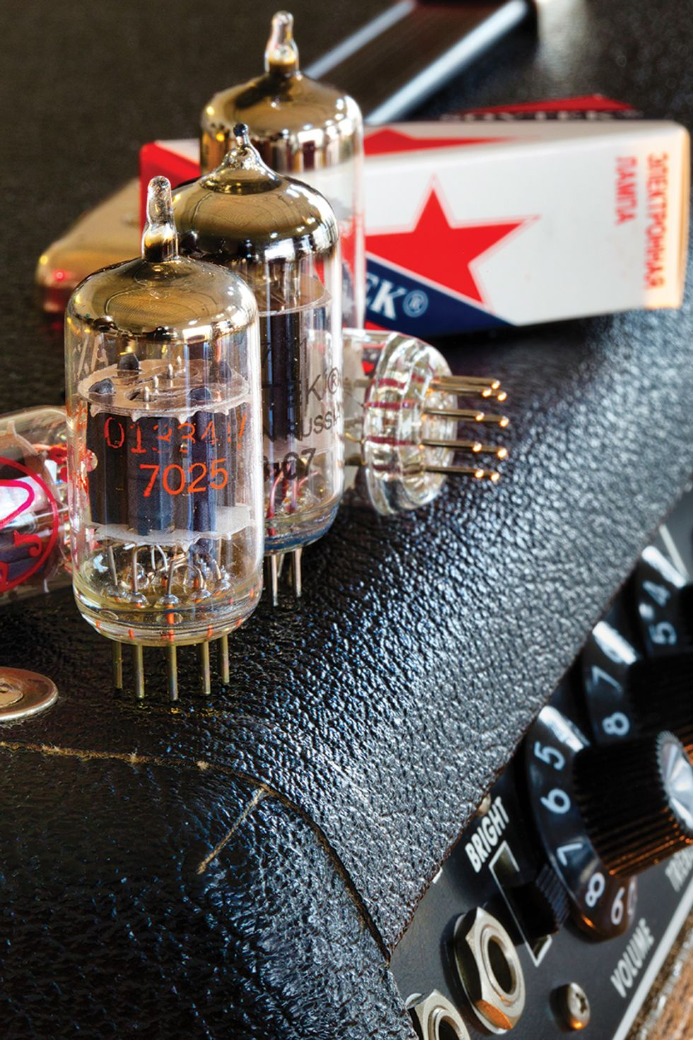 Dial It In: Swapping Tubes | Premier Guitar