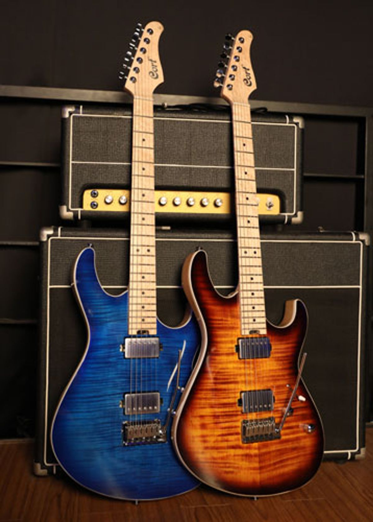 Cort Releases the G290 FAT Electric Guitar