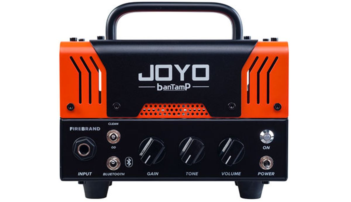 Joyo Audio Launches the Bantamp FireBrand