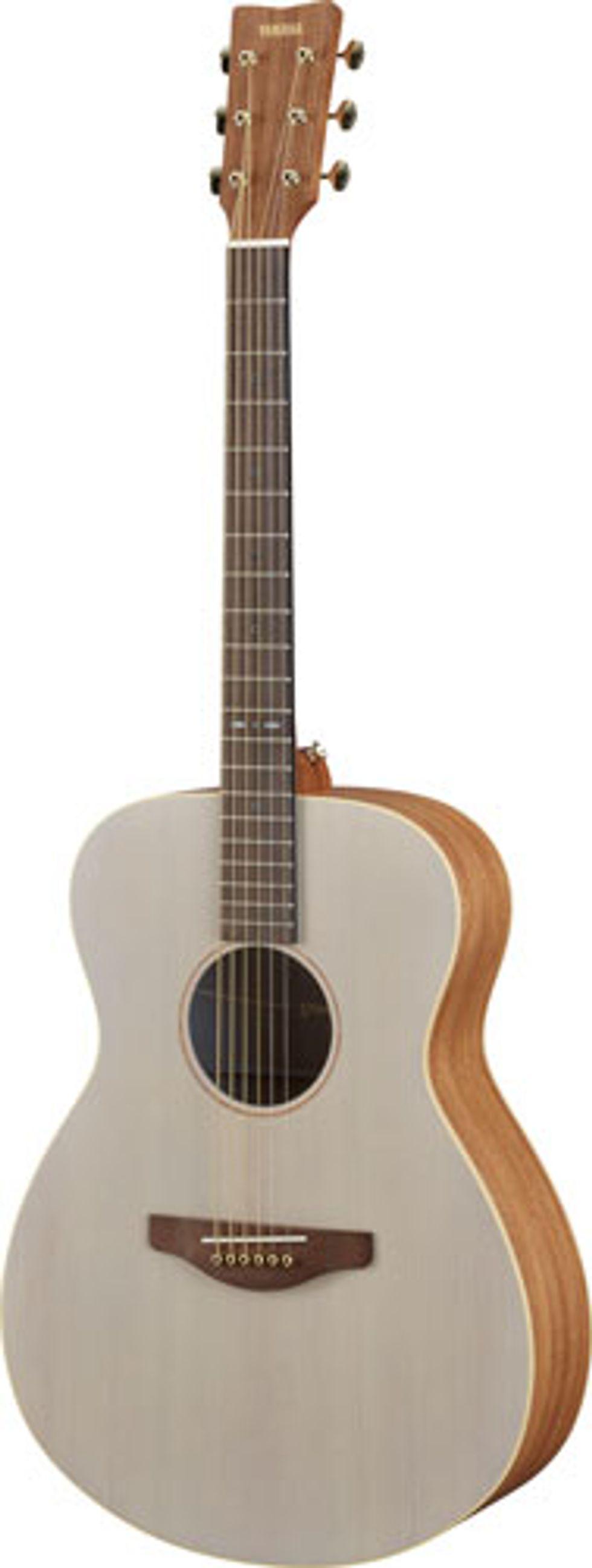 yamaha releases storia line of acoustic guitars premier guitar. Black Bedroom Furniture Sets. Home Design Ideas