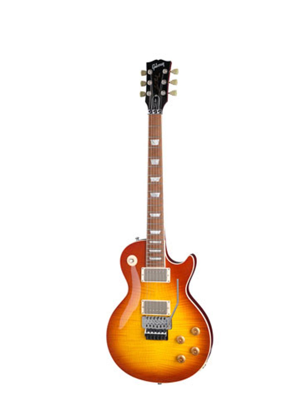 Gibson Announces Custom Shop Dave Amato Les Paul Axcess Standard