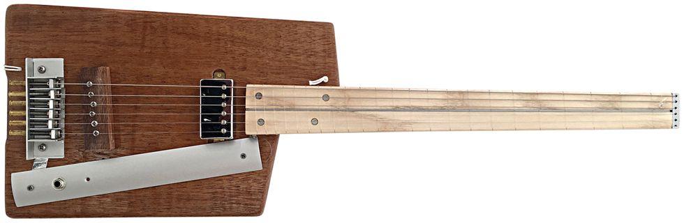 reader guitar of the month the headless minimalist premier guitar. Black Bedroom Furniture Sets. Home Design Ideas