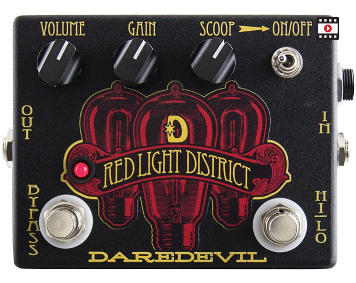 Daredevil Red Light District Review