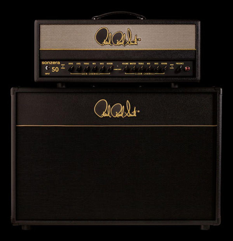 PRS Guitars Introduces the Sonzera Amplifier Series