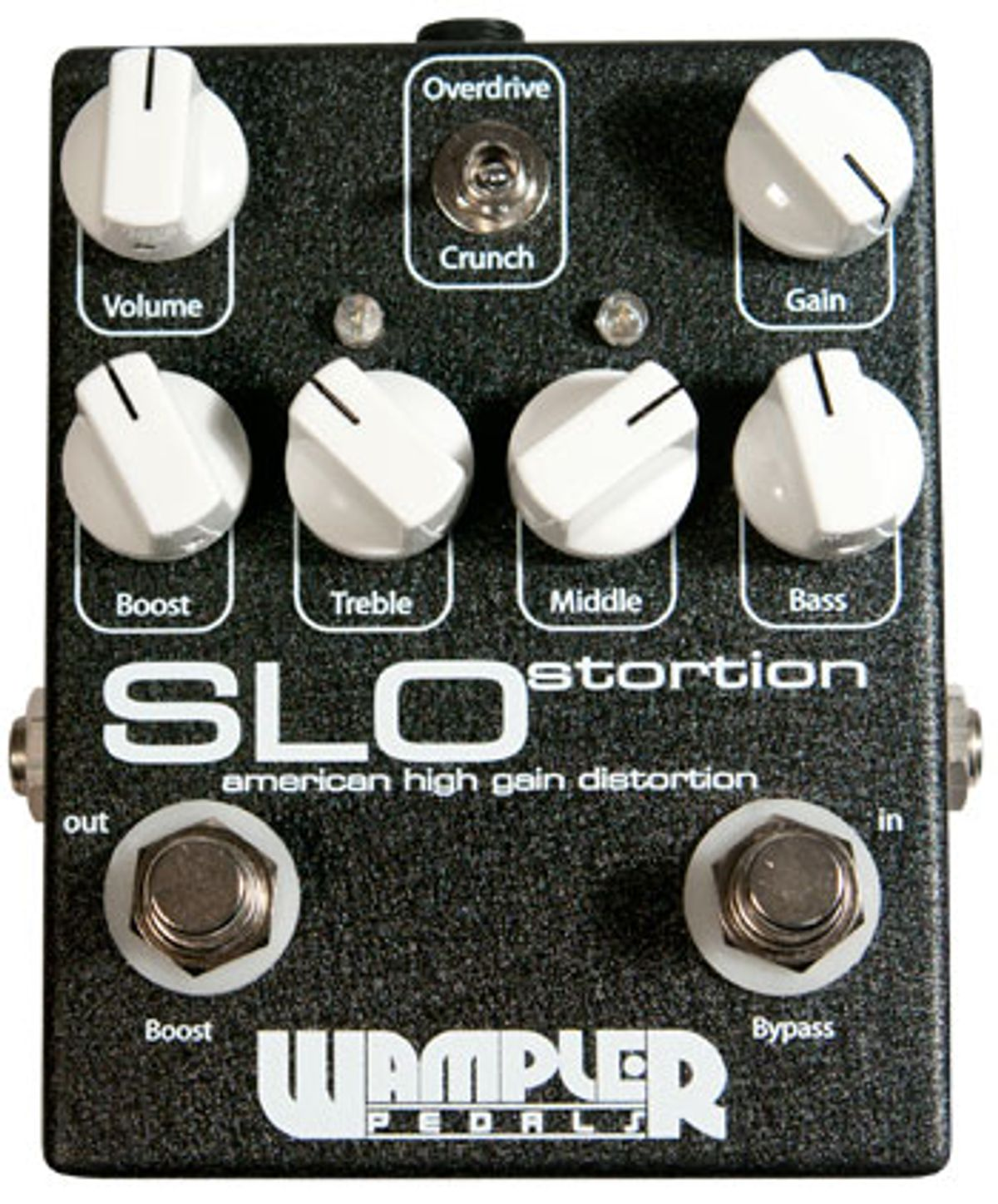 Wampler Pedals SLOstortion Pedal Review