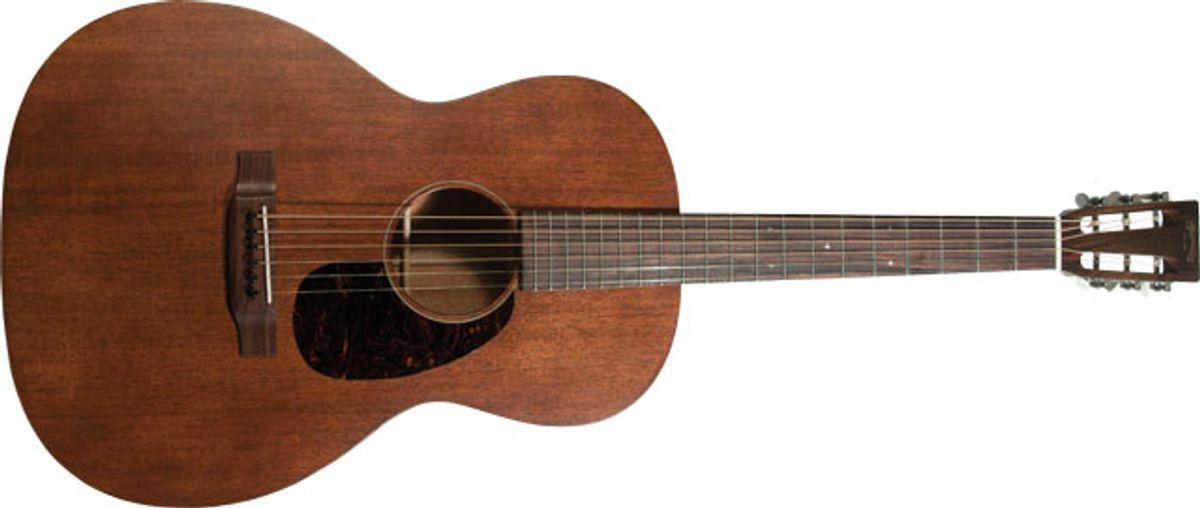 Martin 000-15SM Acoustic Guitar Review