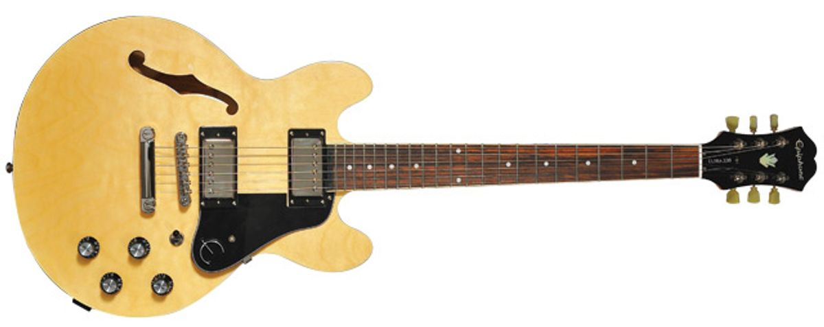 Epiphone Ultra-339 Electric Guitar Review