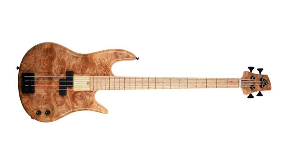 Elrick Bass Guitars