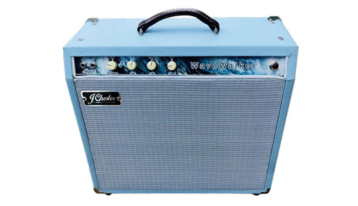 J. Chester Amplification Releases the Wave Walker
