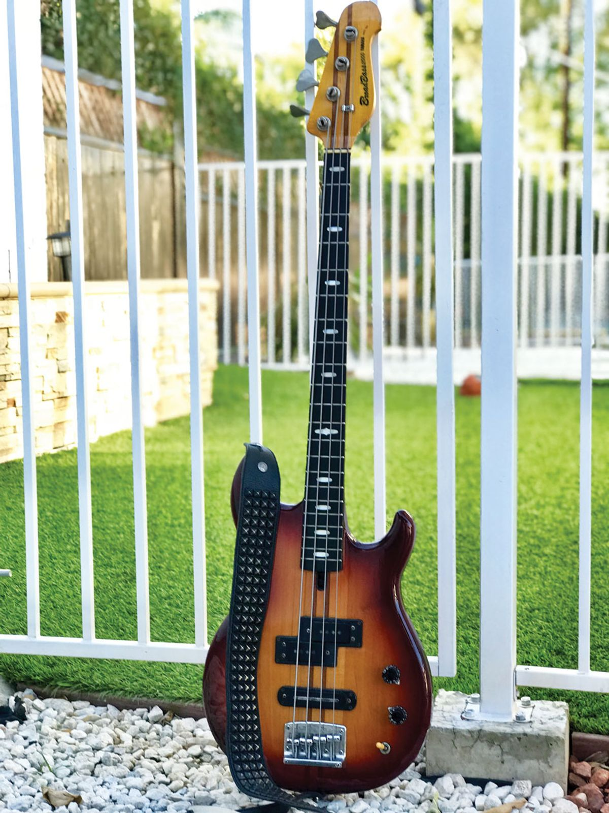 On Bass: Handmade Tone