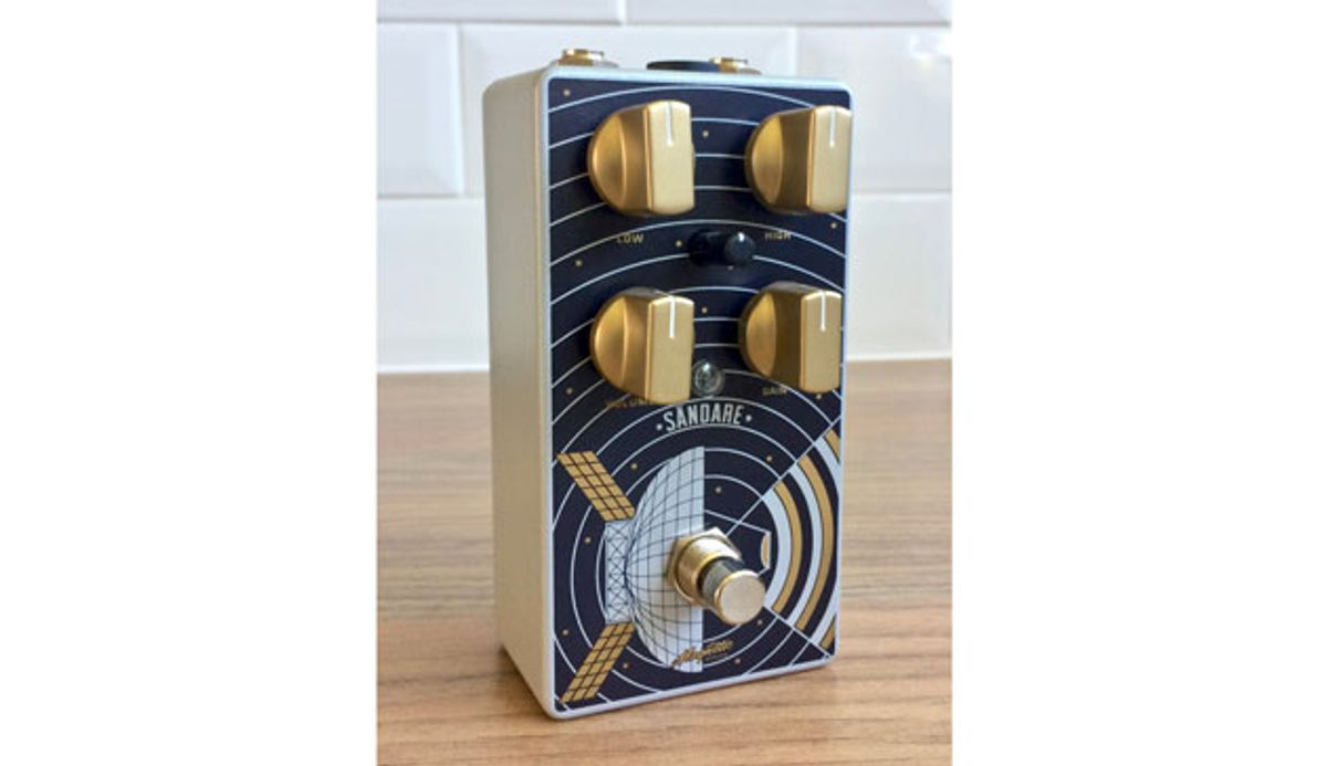 Magnetic Effects Introduces The Sändare V2