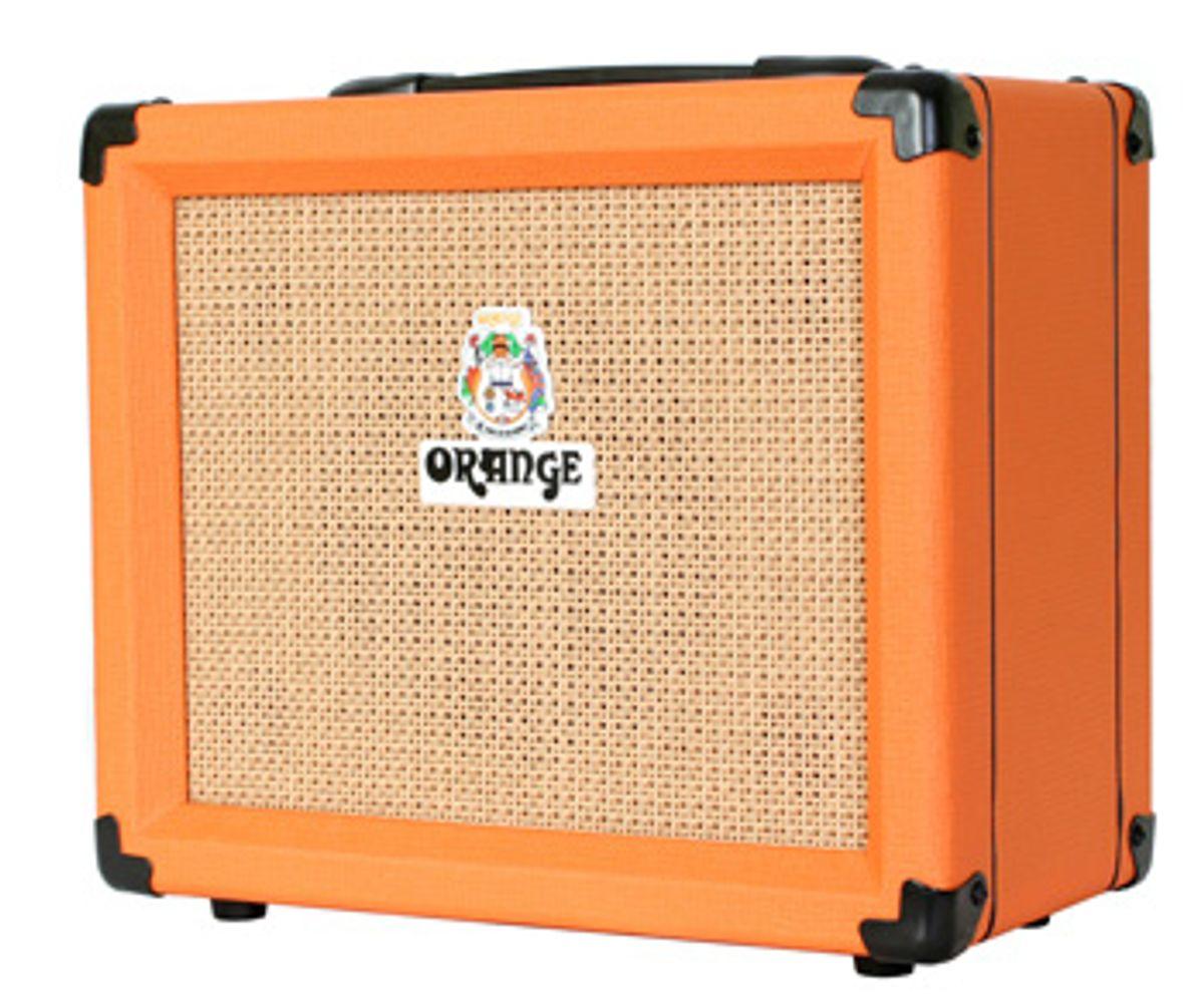 Orange Amplification Relaunches Crush PiX Amp Range
