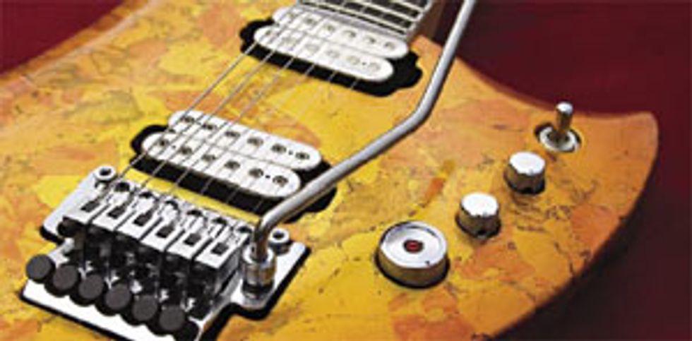 Gary Kramer Guitars