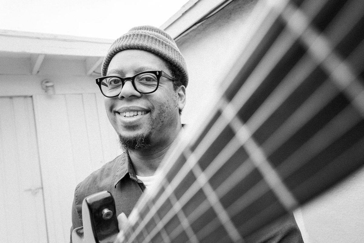 """Jeff Parker is """"Just Tying to Make Weird Shit"""""""