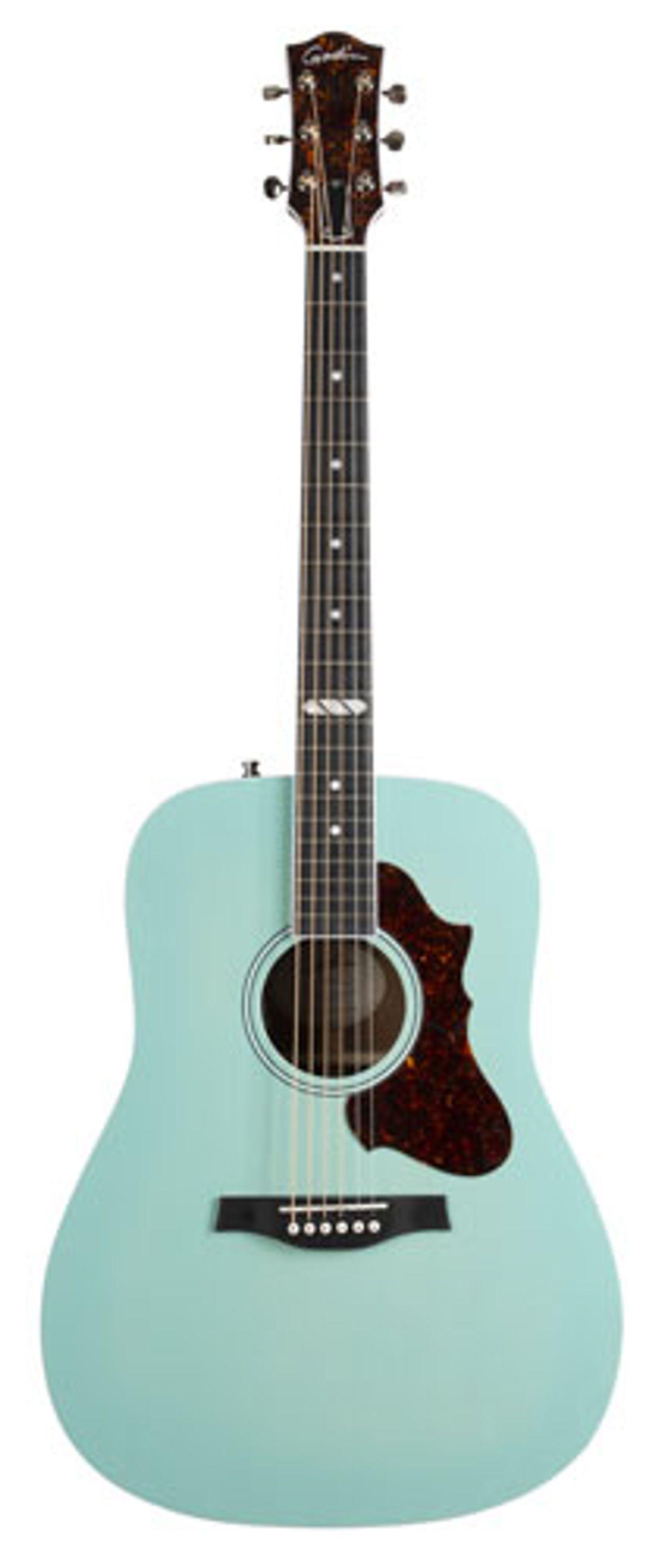 Godin Guitars Launches the Imperial Laguna Blue
