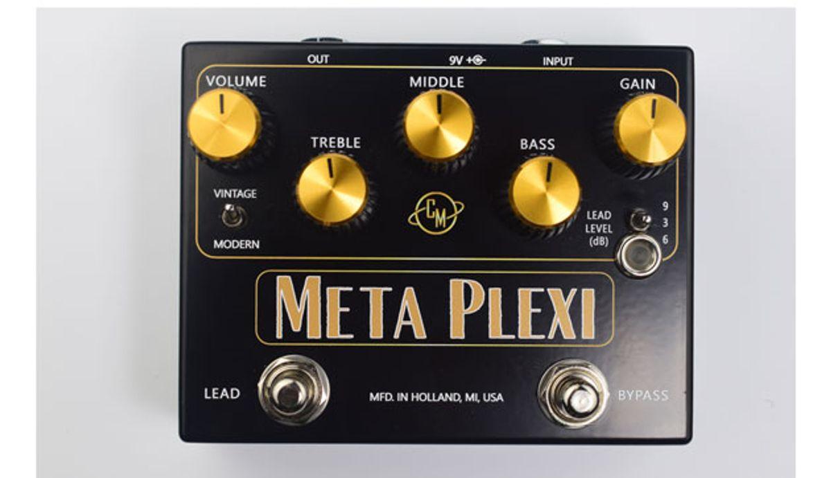 Cusack Music Introduces the Meta Plexi
