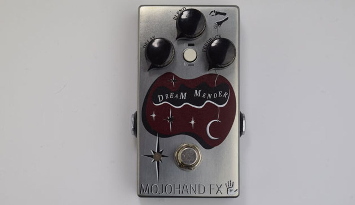 Mojo Hand FX Introduces the Dream Mender