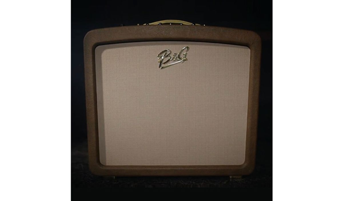 B&G Guitars Unveils the Prototype Amp