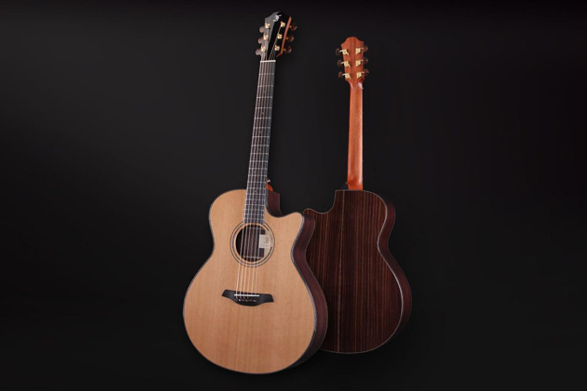 Furch Guitars Releases Acoustic Models