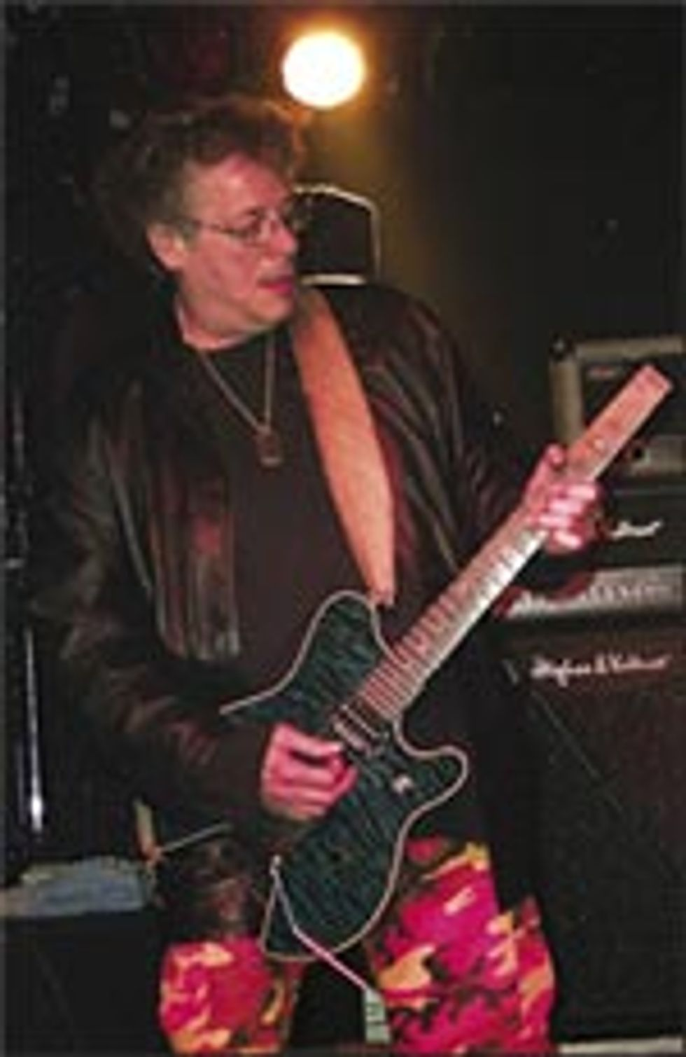 Hail to the Mountain King: an interview with Leslie West