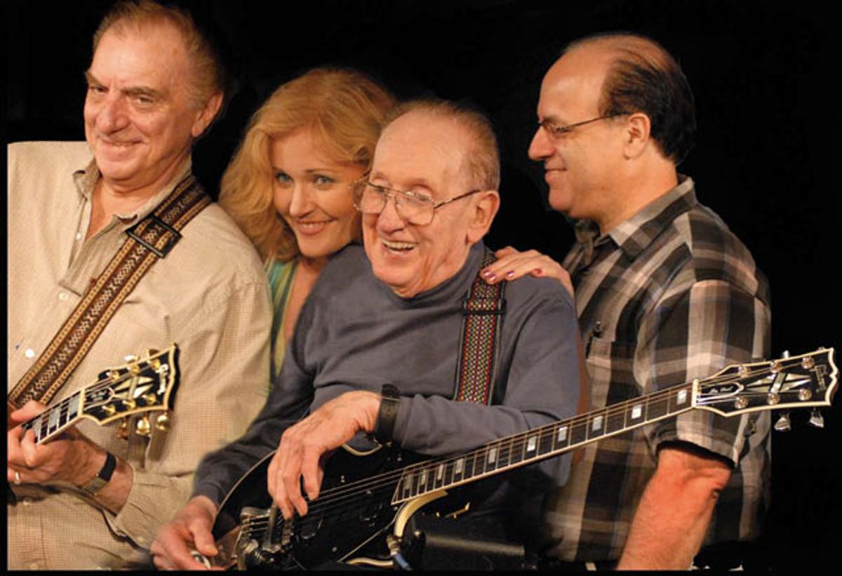 Transcending Boundaries: The Incomparable Les Paul and His Band