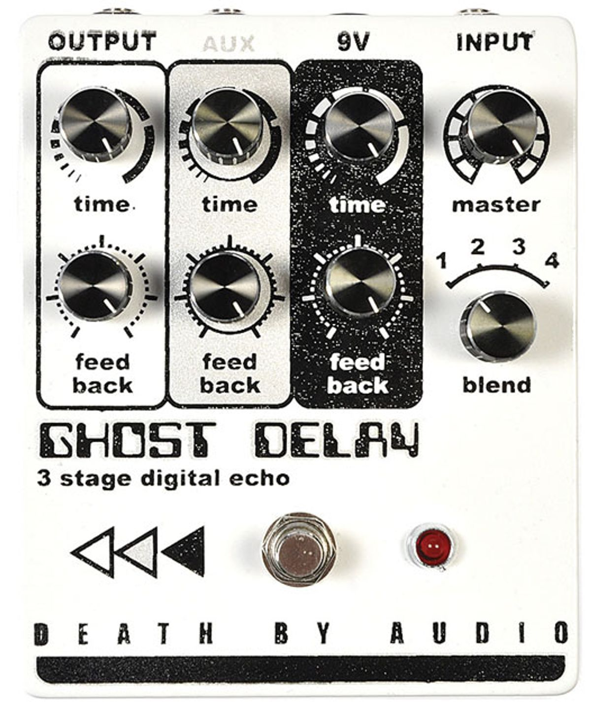 Death By Audio Ghost Delay Review