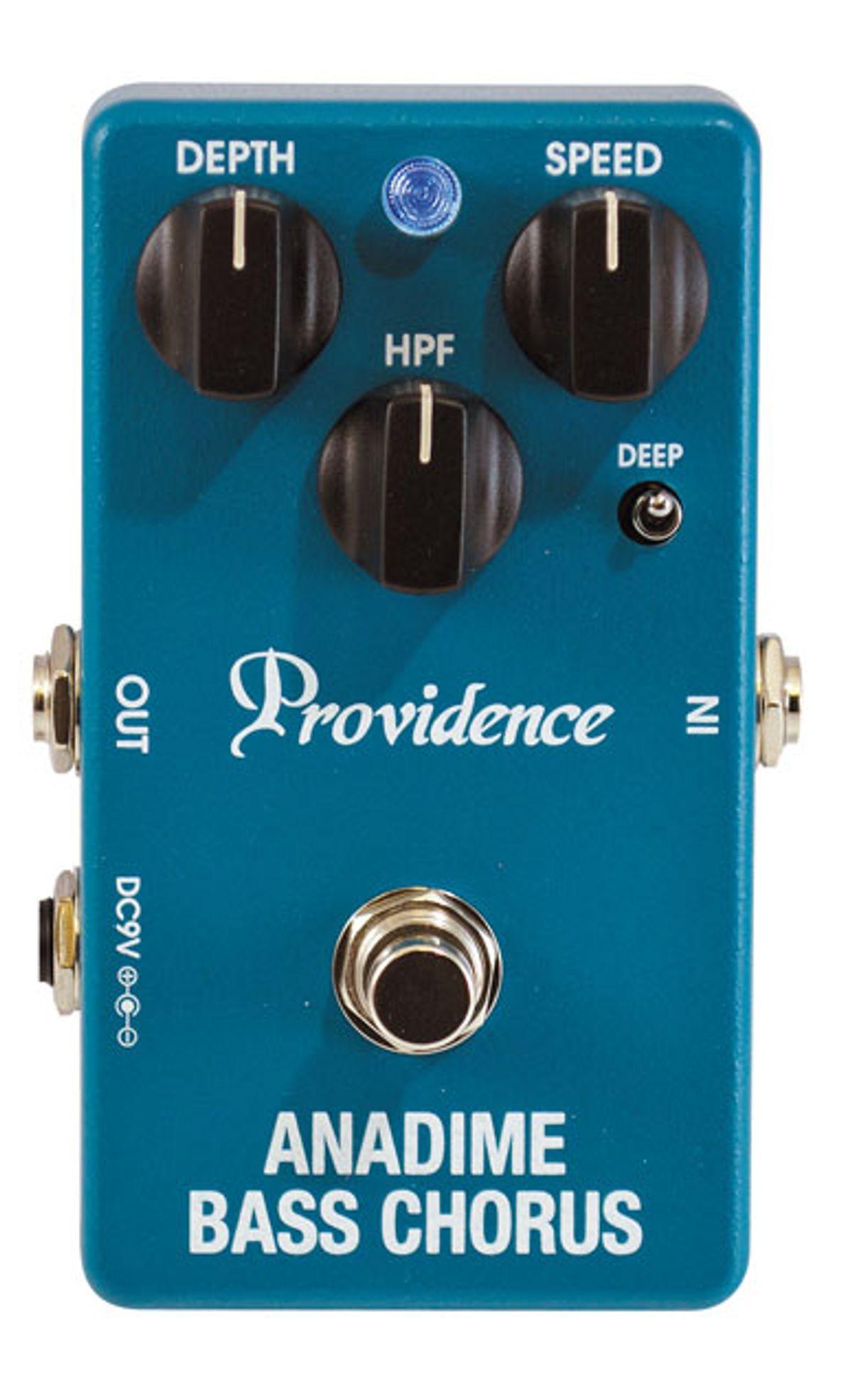 Providence ABC-1 Anadime Bass Chorus Review