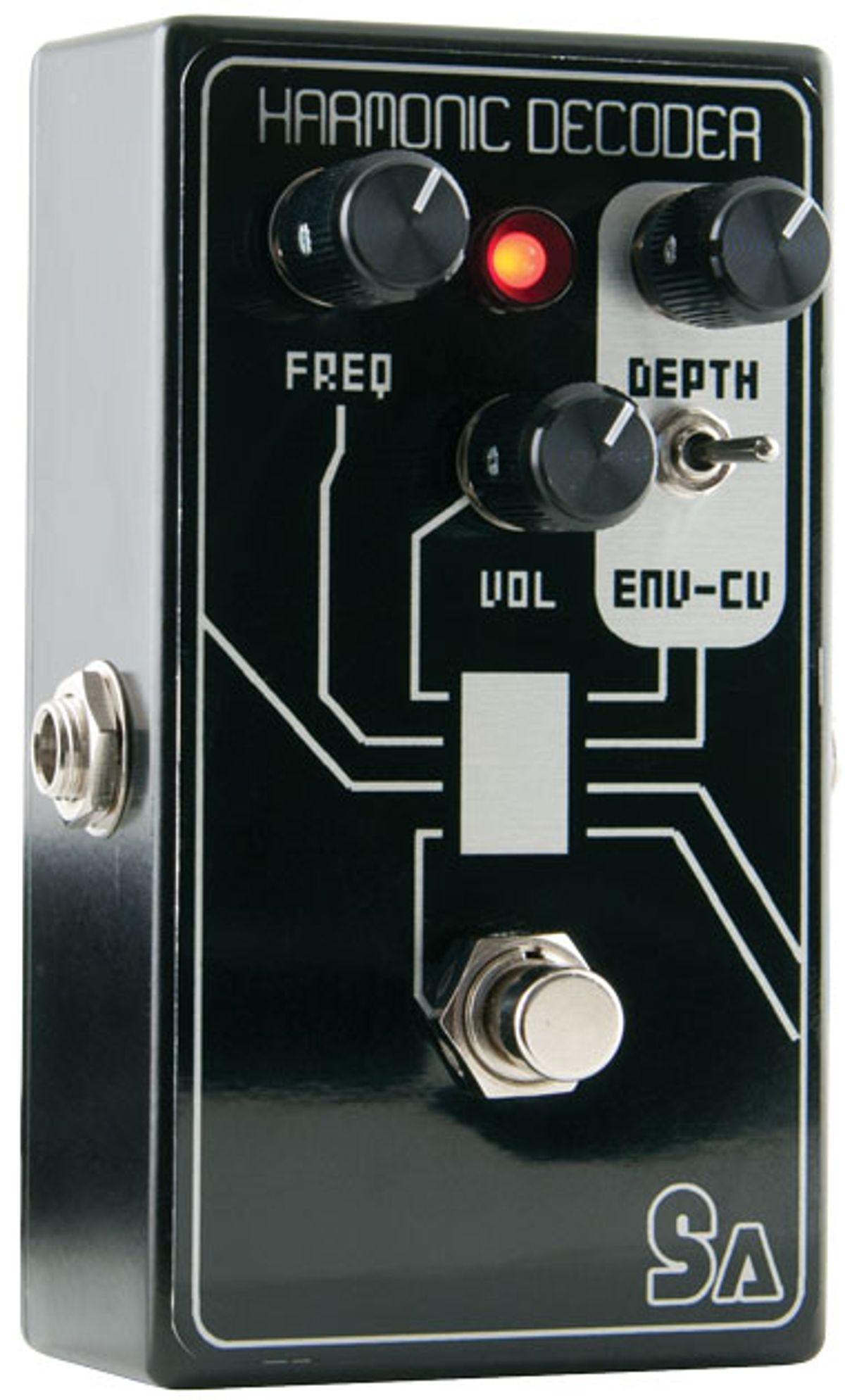 Sunsine Audio Harmonic Decoder Review