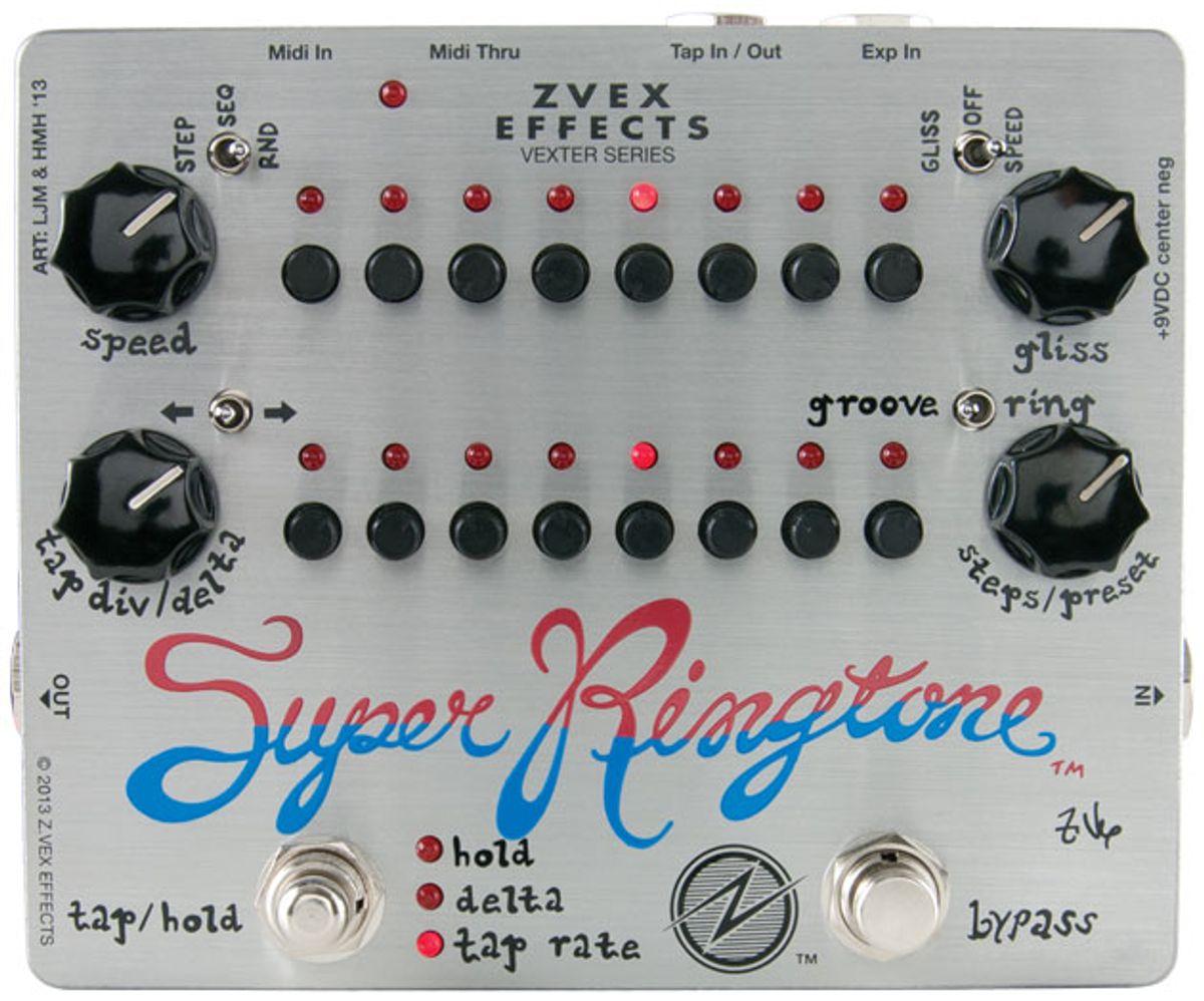 ZVEX Effects Super Ringtone Review