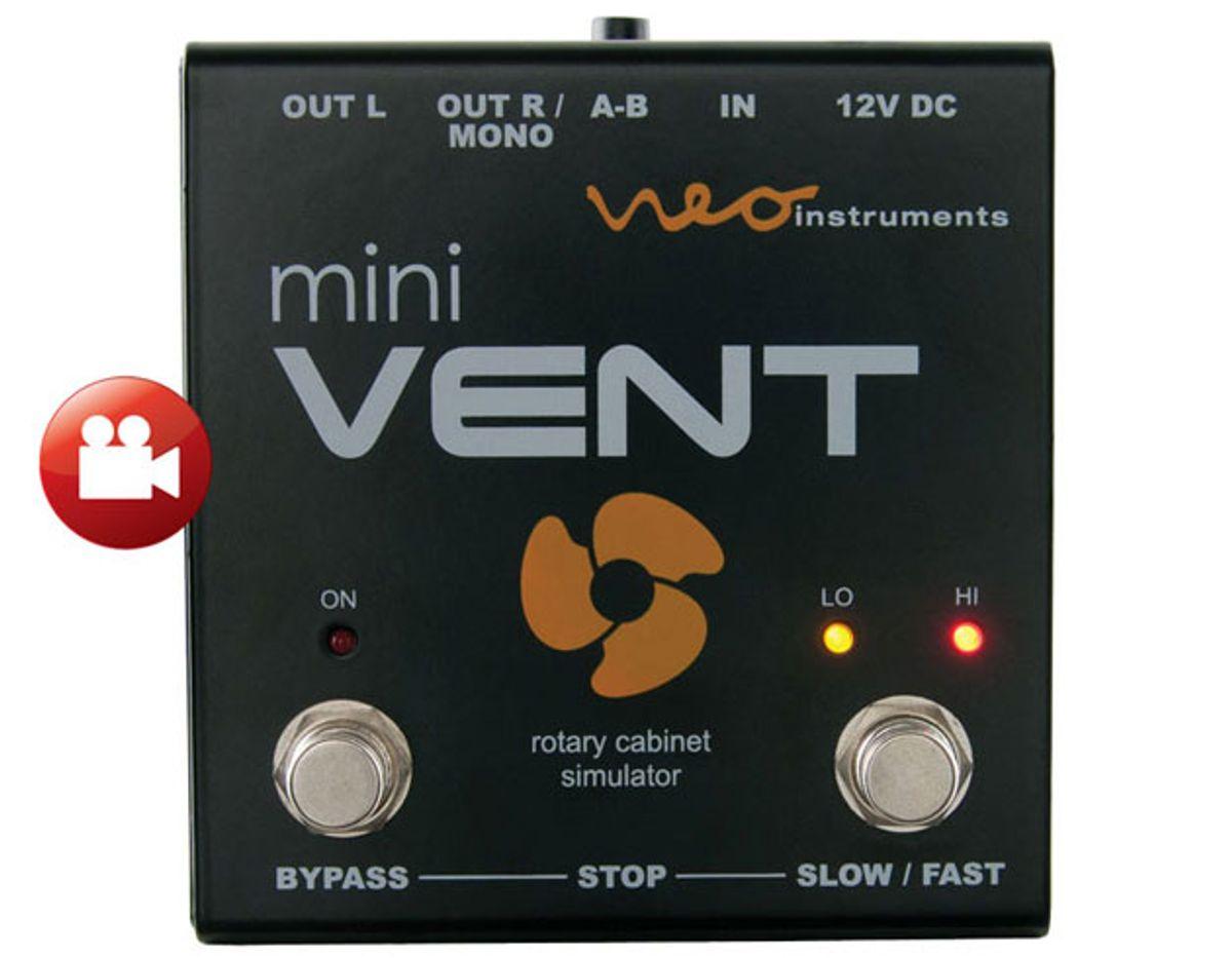 Neo Instruments Mini Vent Review
