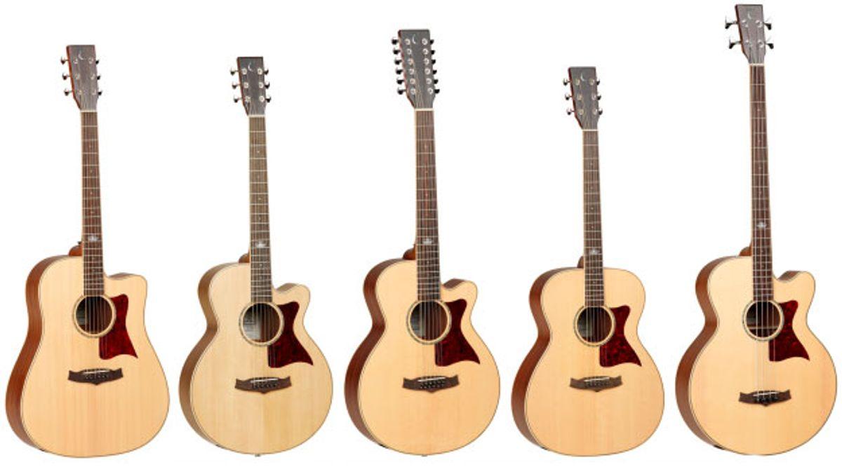 Tanglewood Guitars Updates its Premier Series